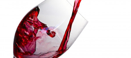 vine-glas